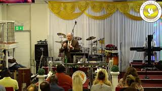 Session 4 IN HIS PRESENCE CONF. with Dr. KEVIN ZADAI.
