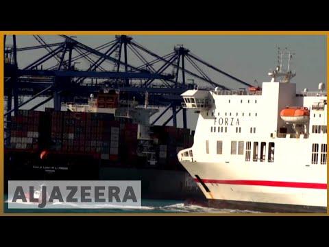 🇪🇸 Aquarius charity ship of rejected refugees close to Spain   Al Jazeera English