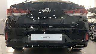 2018 Hyundai Sonata English New Design Quick Walkaround