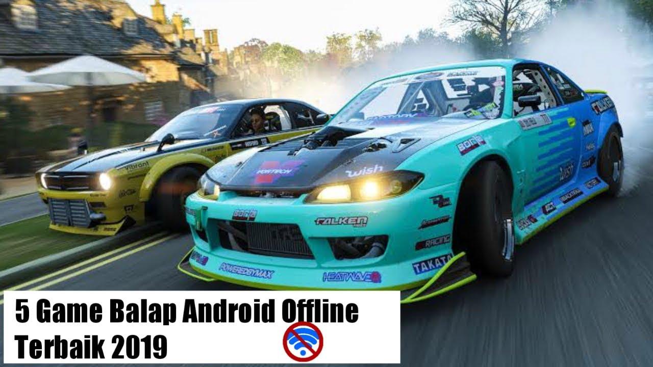 5 Game Balap Android Offline/Online Terbaik 2019 - YouTube