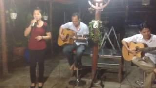 Mưa Qua Phố Vắng -Ca Lẻ Cẩm Vân-Guitar (LT)