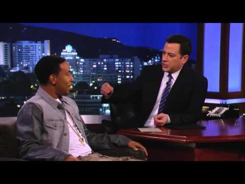 Chris  Ludacris  Bridges on Jimmy Kimmel Live PART 1.mp4