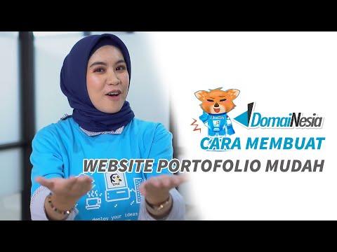 cara-membuat-website-portofolio