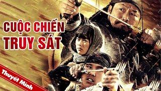 Phim Hot 2021 | CUỘC CHIẾN TRUY SÁT | Phim Hành Động Võ Thuật Gay Cấn Nhất (Điện Ảnh Trung Quốc)