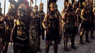 Total War ROME II - Великая Спарта, часть 2