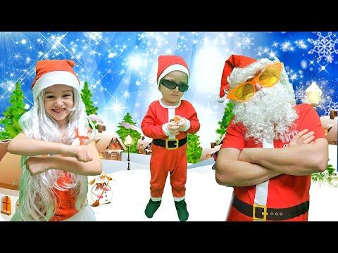 Aram sam sam Aram zam zam Kids song nursery rhymes by Nastya Fox
