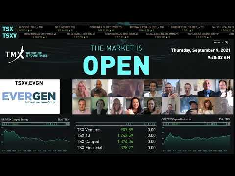 EverGen Infrastructure Virtually Opens the Market