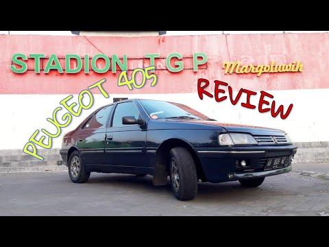 Review Peugeot 405, Sedan Ternyaman Di Kelasnya Tahun1997