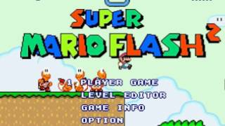 super mario flash 2 corruption
