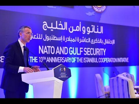 NATO Secretary General - 10th Anniversary Istanbul Cooperation Initiative, Closing, 11 DEC 2014