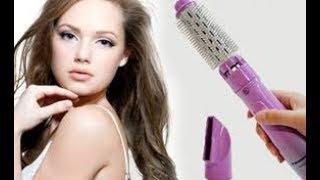 Panasonic Hair Styler EH-KA22 Unboxing