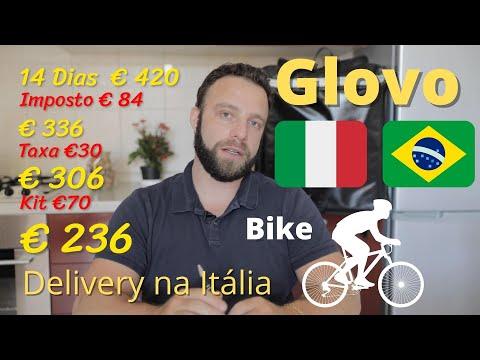 Delivery de Bike em Milano Italia GLOVO