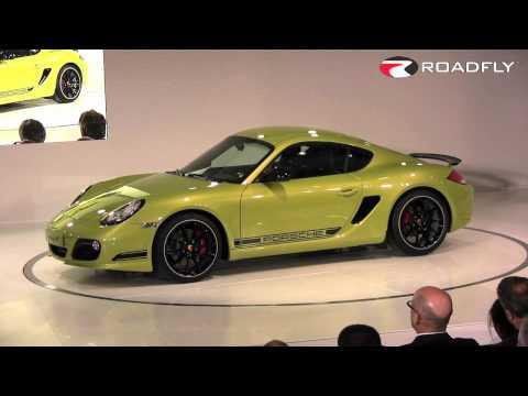 Roadfly.com - 2012 Porsche Cayman R