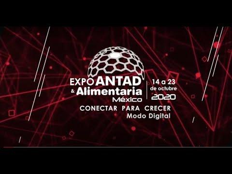 Expo ANTAD y Alimentaria México 2020 - Modalidad Digital promo TV