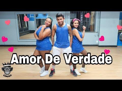 AMOR DE VERDADE - MC Kekel e MC Rita COREOGRAFIA