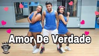 Baixar AMOR DE VERDADE - MC Kekel e MC Rita COREOGRAFIA