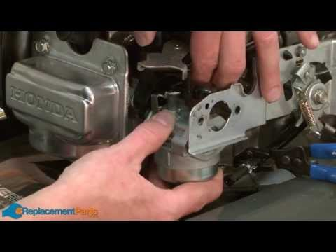 How To Replace The Carburetor Main Nozzle On A Honda