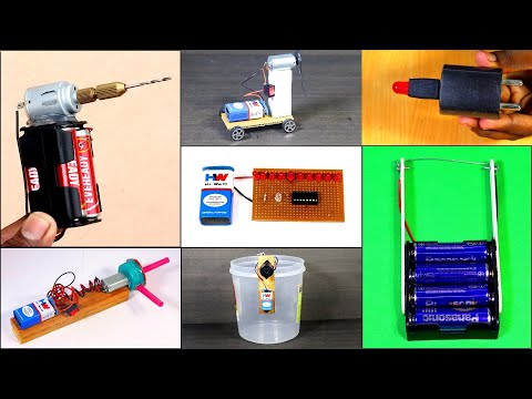 Top 7 Easy School Science Project Working Models for Science Exhibition/Fair