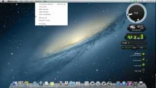 Win7 to OSX Lion - Transformation Pack