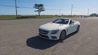 Mercedes SL400 Convertible: Road Test
