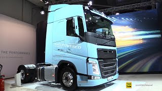 2019 Volvo FH 460 LNG Tractor - Exterior and Interior Walkaround - 2019 IAA Hannover