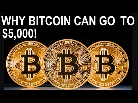 Why Bitcoin Can Go To $5,000