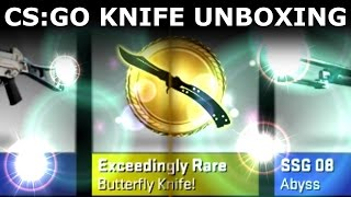 CS:GO - Quest for BUTTERFLY KNIFE