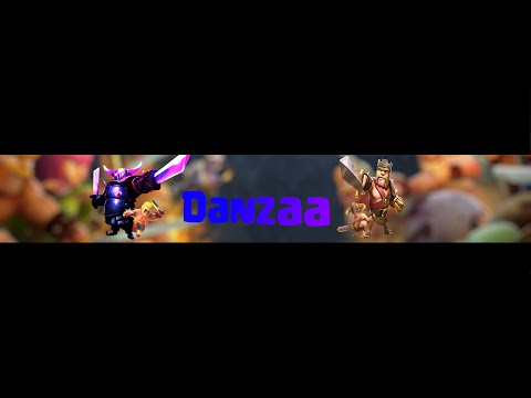 How to make Clash Of Clans channel art/banner using PAINT.NET