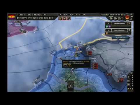 Hearts of Iron IV Republican Spain (part 2)