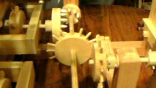 Convolution - Ken's Woodworking Project