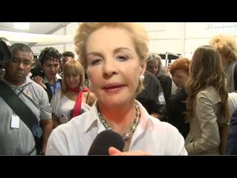 Eglantina Zingg interviews Anna Wintour, Carolina Herrera on New York as Fashion Capital
