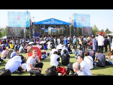 Strawberry Music Festival brings local, foreign talents to Beijing