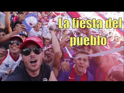 """Cerro Porteño 3-2 Sol de América CERRO CAMPEÓN  2017 """"La fiesta del campeón"""""""