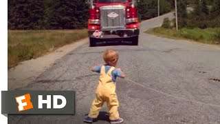 Pet Sematary (1989)  Gage's Death Scene (4/10) | Movieclips
