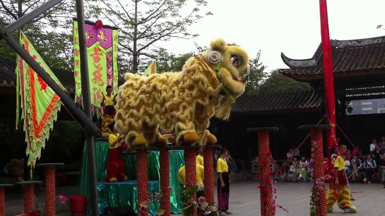 Drachentanz China