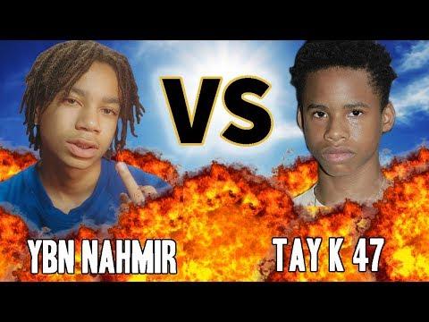 YBN NAHMIR VS. TAY K 47 | VERSUS | Before...