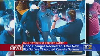 Prosecutors: Kyle Rittenhouse Seen Using Hand Gesture Co-Opted As White Power Symbol At Bar