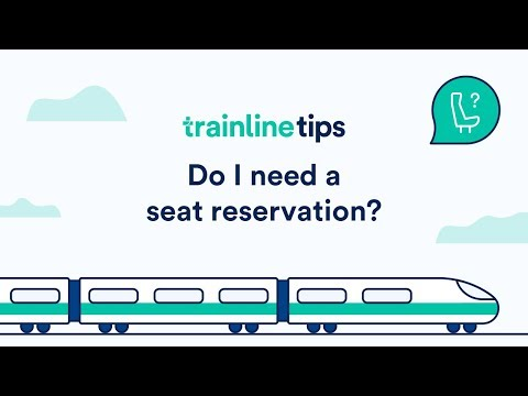 European train seat reservations explained - How to travel by train in Europe