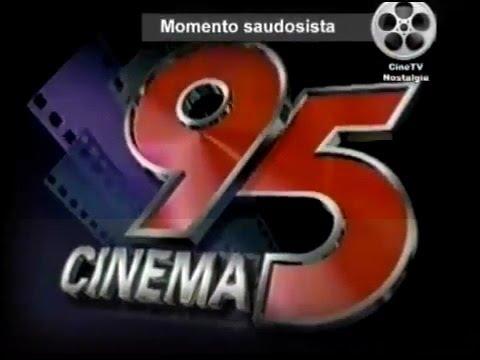 Cinema 1995 - Chamada de Filmes Inéditos da Globo