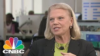 IBM CEO Ginni Rometty: Reinventing IBM | Mad Money | CNBC