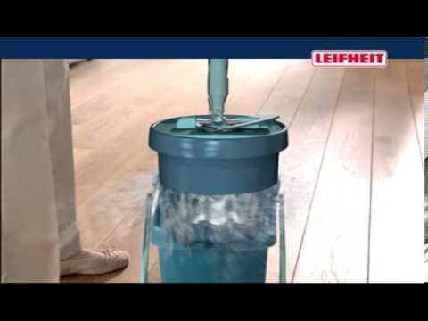 Clean Twist flat mop   English