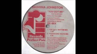 Sabrina Johnston - You Got Me (Hardcore Youth Mix)
