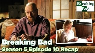 Breaking Bad Season 5 Episode 10 Recap: Buried | Original Airdate August 18, 2013