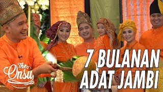 The Onsu Family - 7 Bulanan Adat Jambi