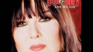 Watch Ann Wilson Darkness Darkness video