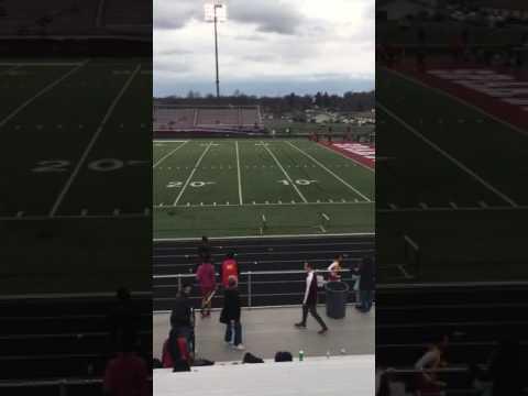 Cardinal mooney vs Boardman track and field