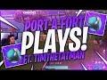 TSM Myth - THE PORT-A-MYTH IS ACTUALLY INSANE!!! (Fortnite BR Full Match)