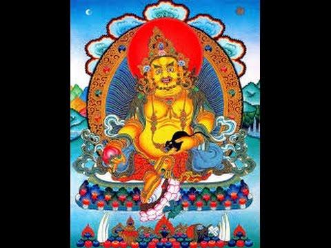 黃財神心咒旋律1輕配樂第2版(the Yellow Jum bala's mantra. in melody 1 & light music style. 2nd edition) - YouTube