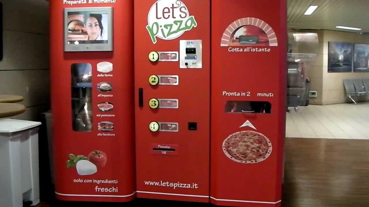 store nørd pizza maskine