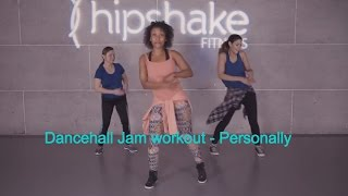 Personally | Dance Workout Choreography | P Square | Dancehall Workout